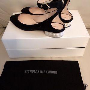 65d32808bd82 Nicholas Kirkwood Shoes - Nicholas Kirkwood Lola Pearl Ballerina Flats